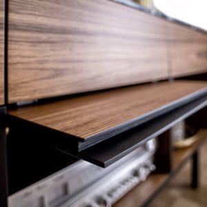 Sideboard von pult in Teak
